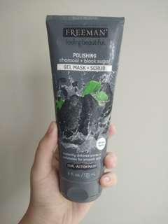 Freeman Black sugar mask