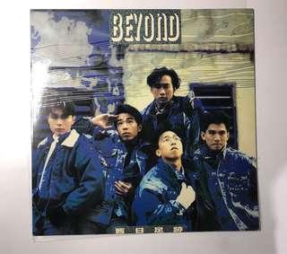Beyond 舊日足跡 黑膠唱片 LP