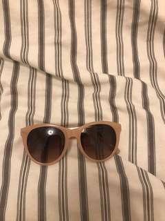 Pink F21 Sunglasses