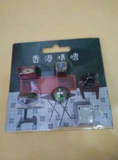 香港情懷磁石