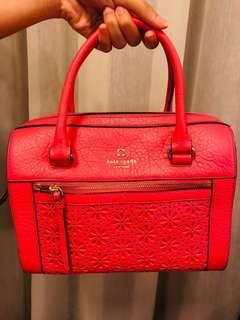[AUTHENTIC] [SECONDHAND] Kate Spade Pink Perri Lane Romy  #NEW99