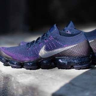 Nike Flyknit Vapormax College Navy