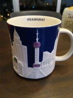 Starbucks city mug - shaghai