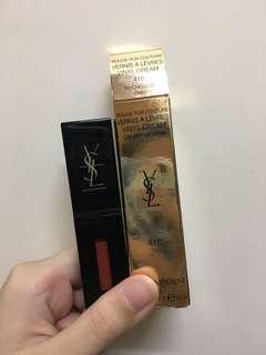 YSL 416 lipsticks