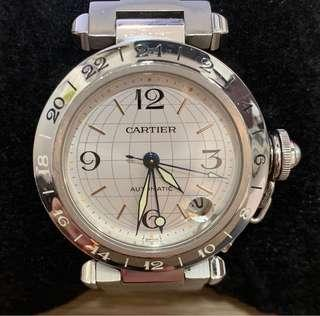 REDUCED firm *Cheapest Cartier Pasha GMT* Grab Fast!