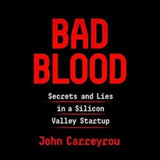 Bad Blood (Audiobook and Soft Copy)
