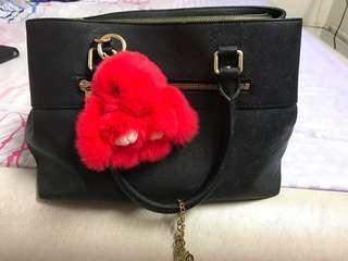 Rabbit keychain 8cm(mini)