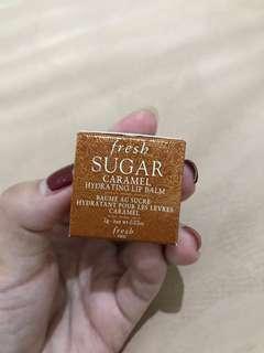 Lip Balm merek Fresh : Caramel Hydrating Lip Balm