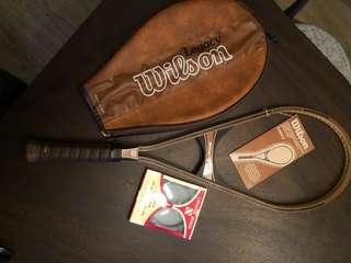 Wilson Legacy Vintage Tennis Racquet