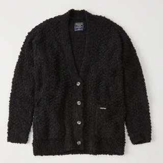 Abercrombie & Fitch (A&F) BOUCLE CARDIGAN