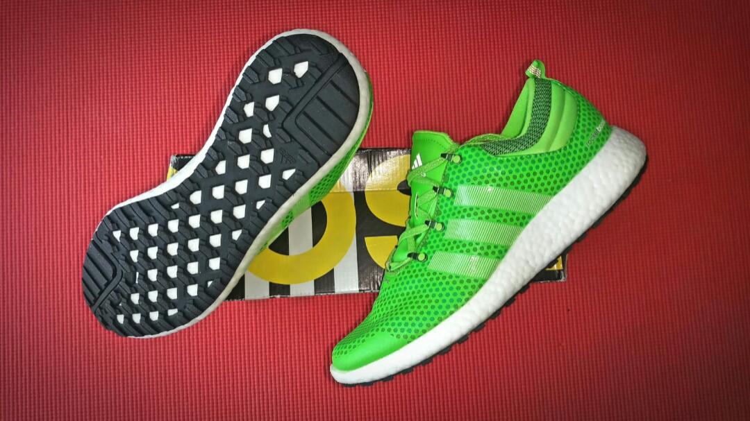 05364275d ADIDAS PureBoost Waterproof Running Shoes
