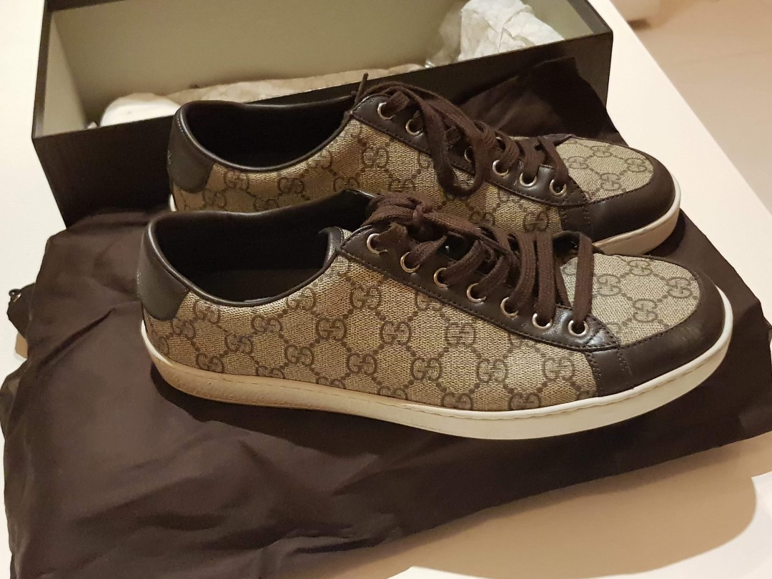 5ceaed728ae Authentic Gucci Shoes
