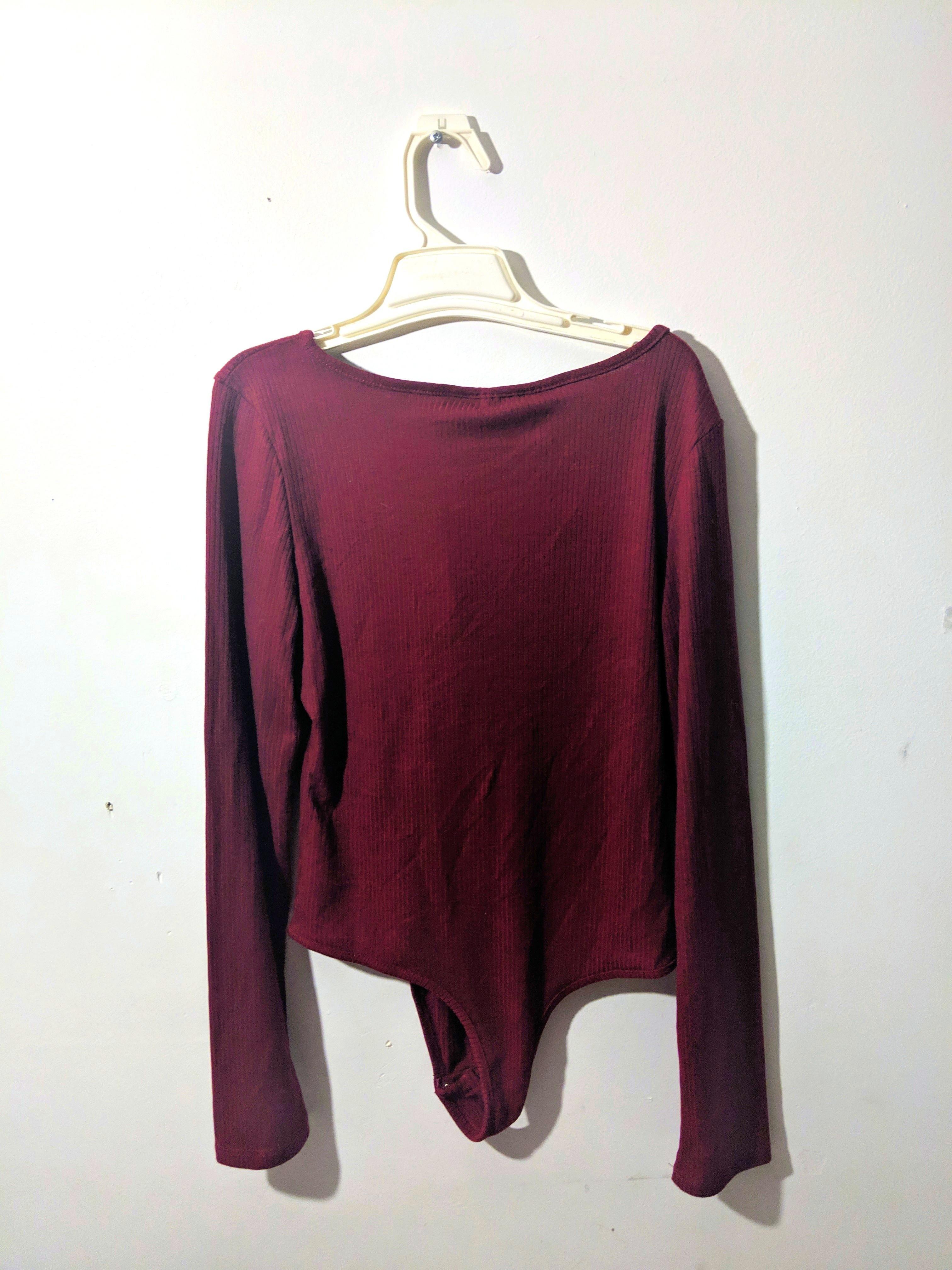 BodySuit Long-Sleeve