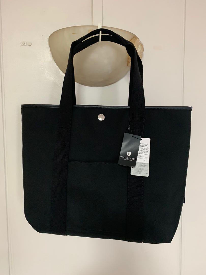 0832bc38b72 Burberry Black Label Tote Bag, Women's Fashion, Bags & Wallets ...