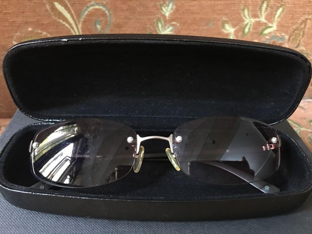 0c98cd1258e CALVIN KLEIN sunglass 💯 authentic