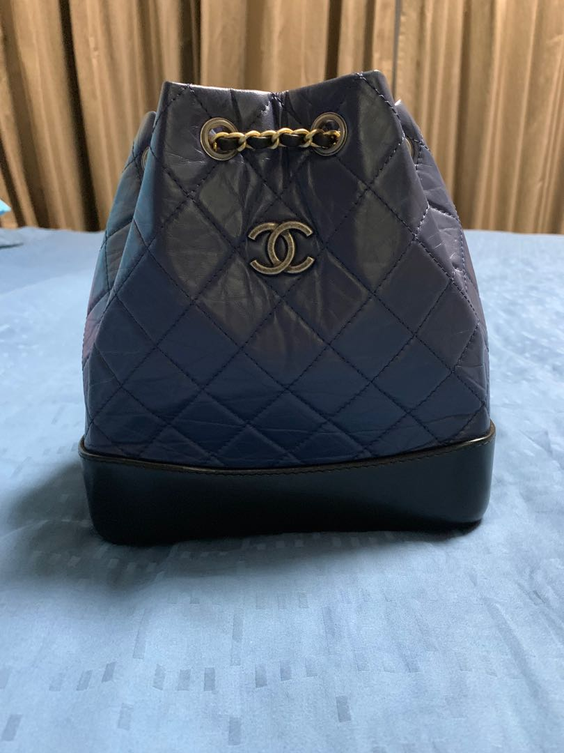 15892bfd74e4 Chanel Gabrielle backpack, Luxury, Bags & Wallets, Backpacks on ...