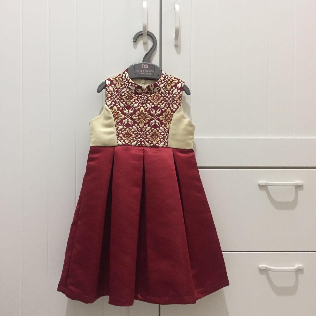 Cheongsam qipao dress imlek CNY