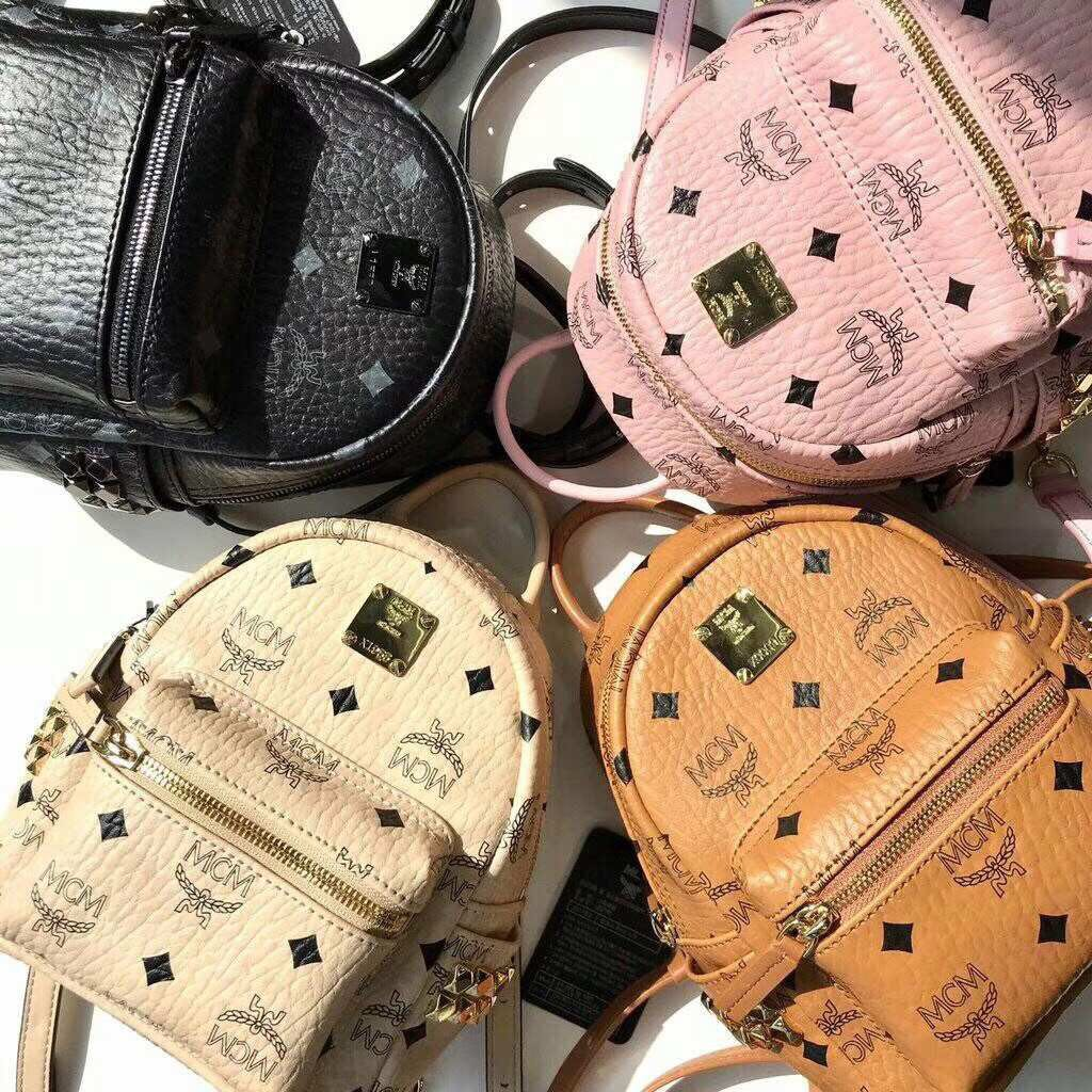 Cny New Arrival Authentic Mcm Supermini Backpack