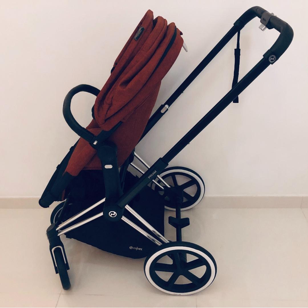 Cybex Priam Stroller 2 In 1 Seat S 500 Babies Kids Strollers