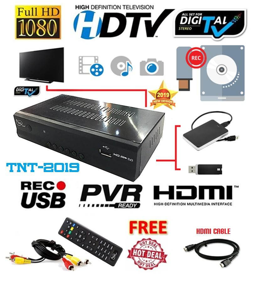HDTV Digital tvbox for myfreeview & singapore channels mytv on Carousell