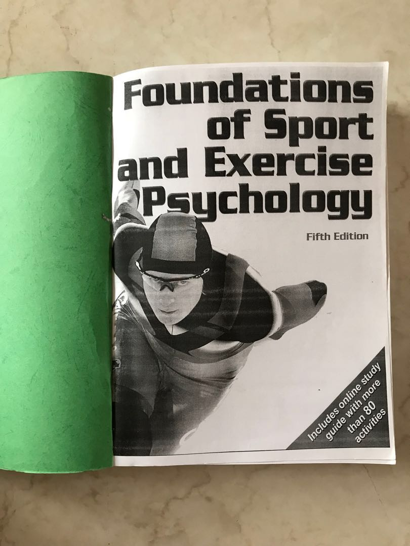 foundations of sport and exercise psychology