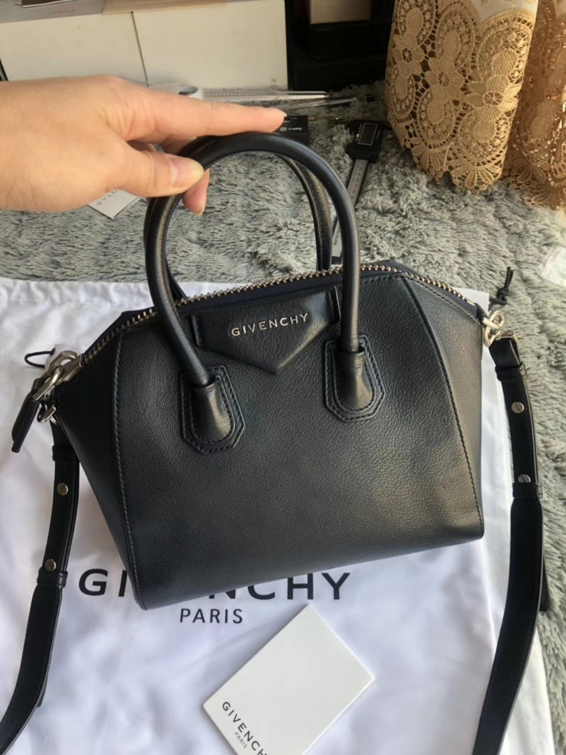 712394ea96c Givenchy Antigona mini, Luxury, Bags & Wallets, Handbags on Carousell