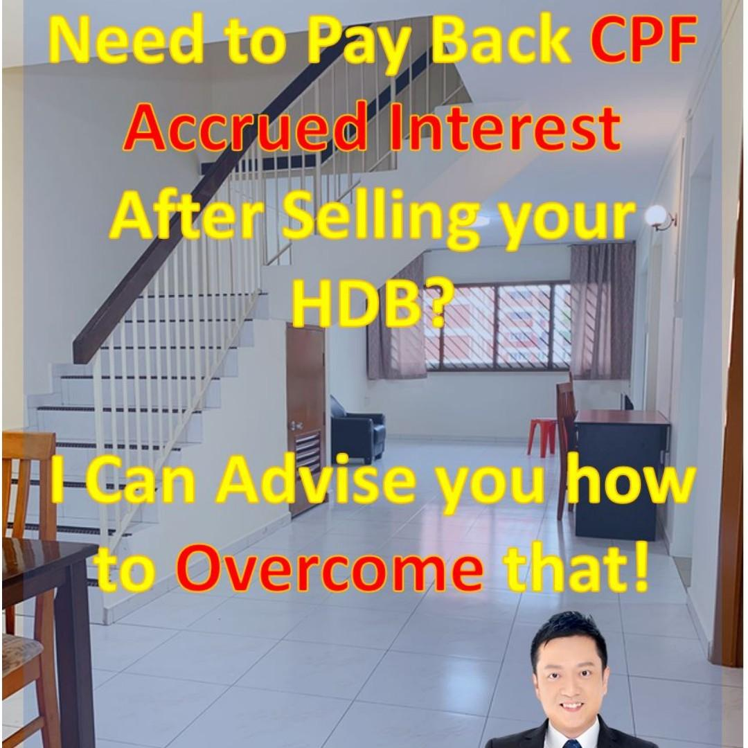 HDB Negative Sale? Top Consultant - Allow me to advise you correctly!