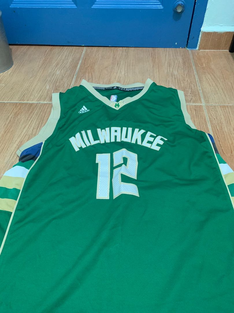 best website 2c78c 847b1 Jabari Parker Bucks Replica Jersey XXL