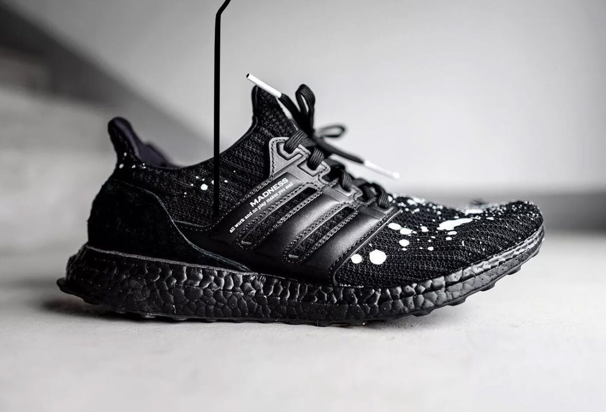 8de5bd86f9f Madness x Adidas Ultra Boost 4.0 (Black)