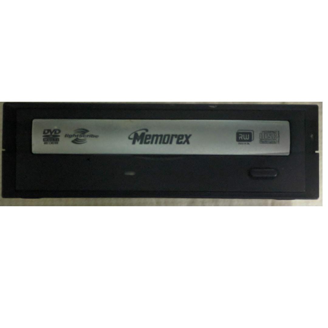 Memorex Lightscribe DVD/RW Multi Recorder (External)