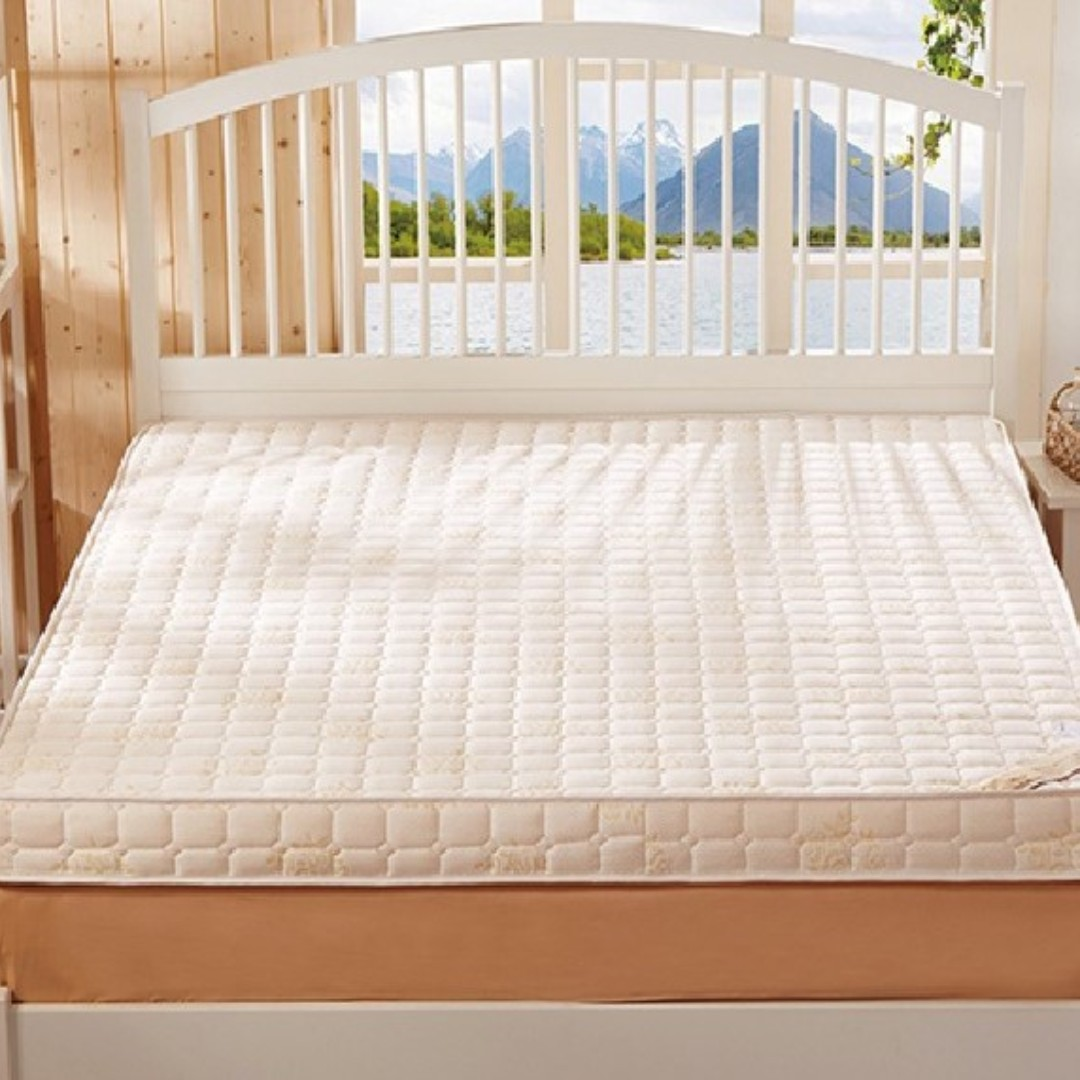 Memory Foam Core Firm Support Mattress Topper 8cm Thick Furniture