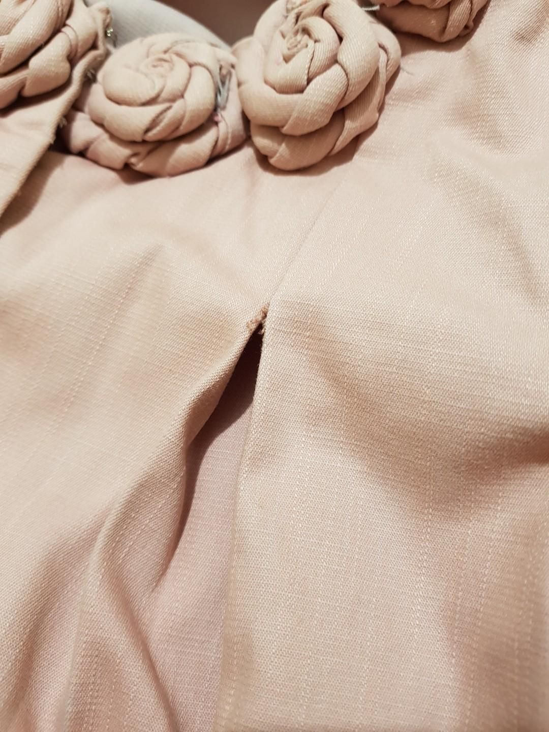 Miss Me Dusty Pink Blouse