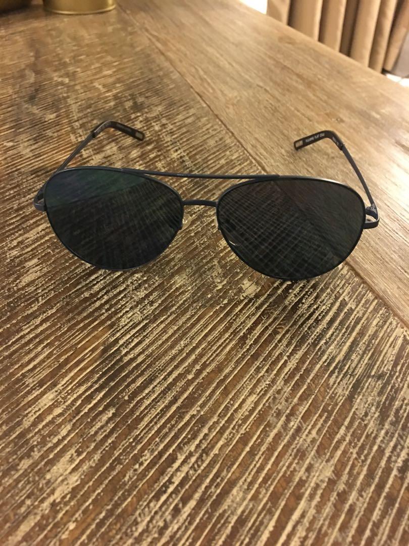 dc49cfc3ec Nau (Italian brand) blue aviator sunglasses
