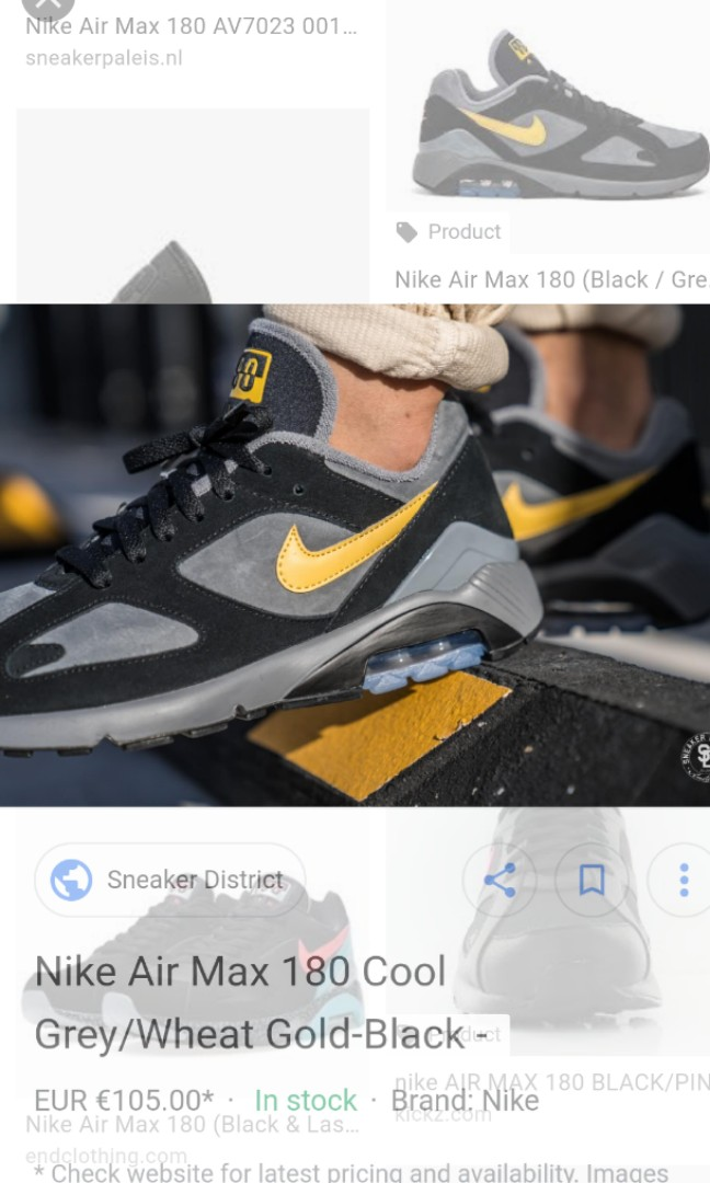 8ef9be7cdb Nike Air Max 180 OG