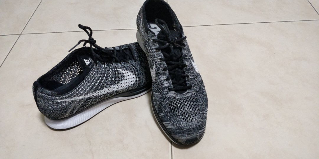 d9776186b5e92 Nike Flyknit Racer US 11