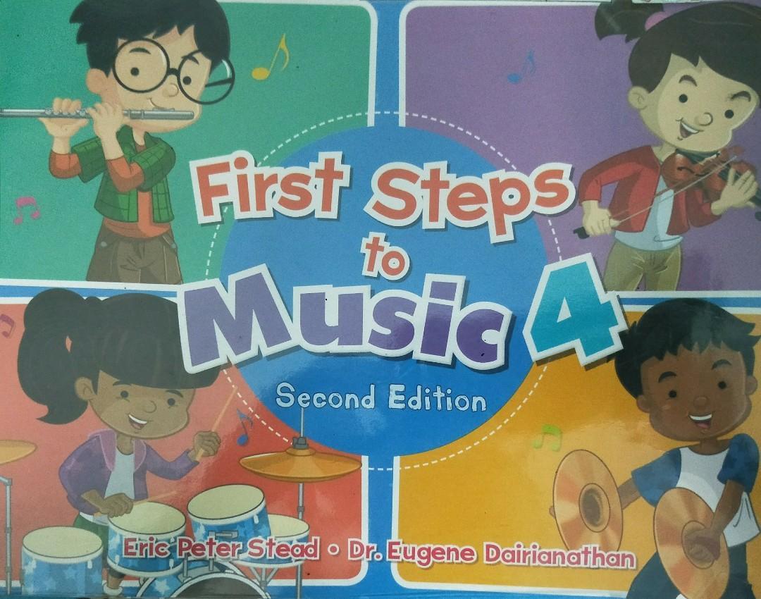 P4 music book