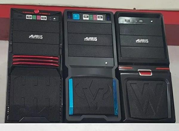 PC rakitan amd Ryzen 3.Ram 4GB DDR4.SSD 240GB.siap main PUBG,GTA V,editing
