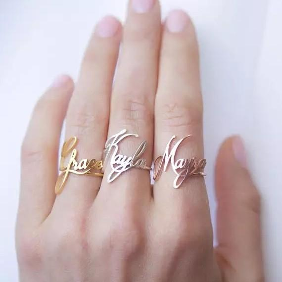 💝✨PERSONALIZED RINGS✨💝