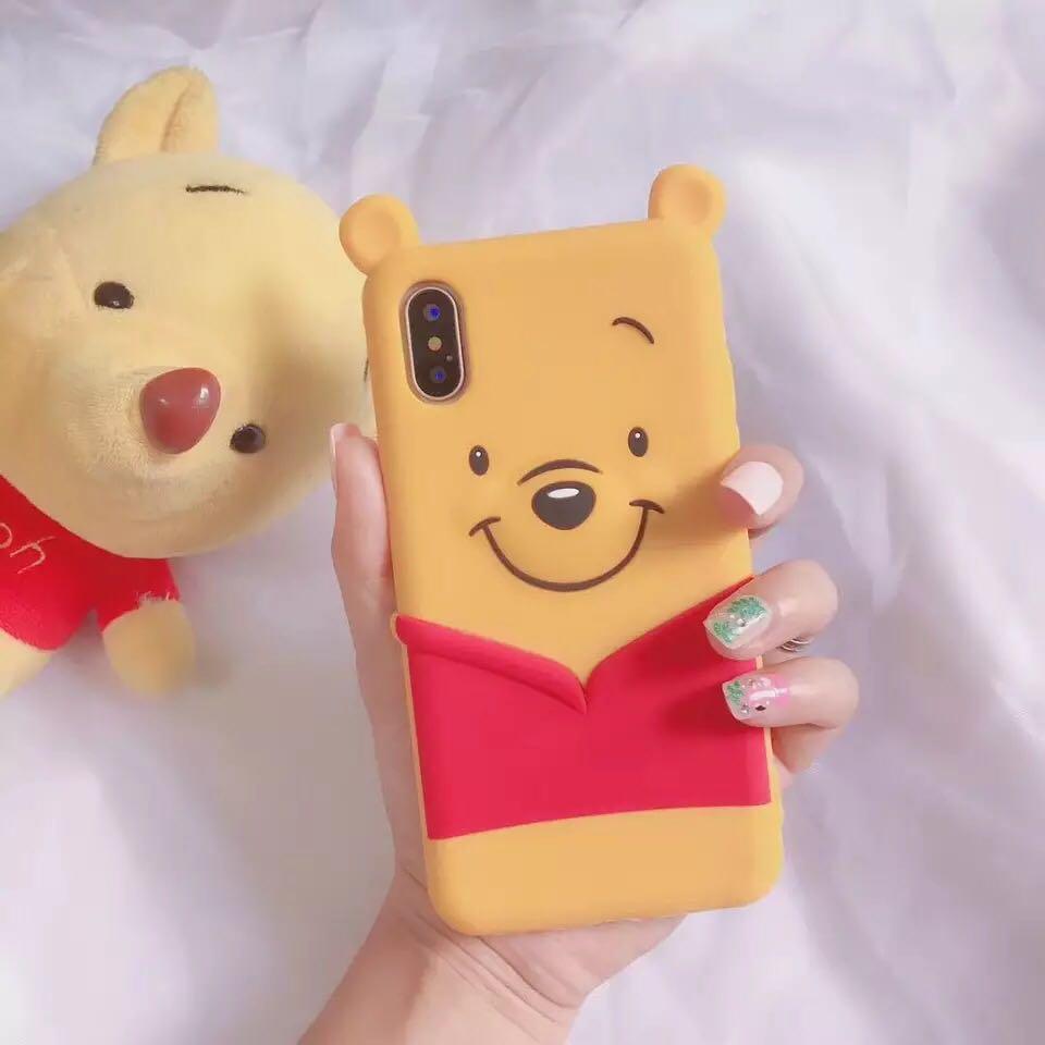 wholesale dealer e1f52 a7c8d Pooh Bear Phone Case