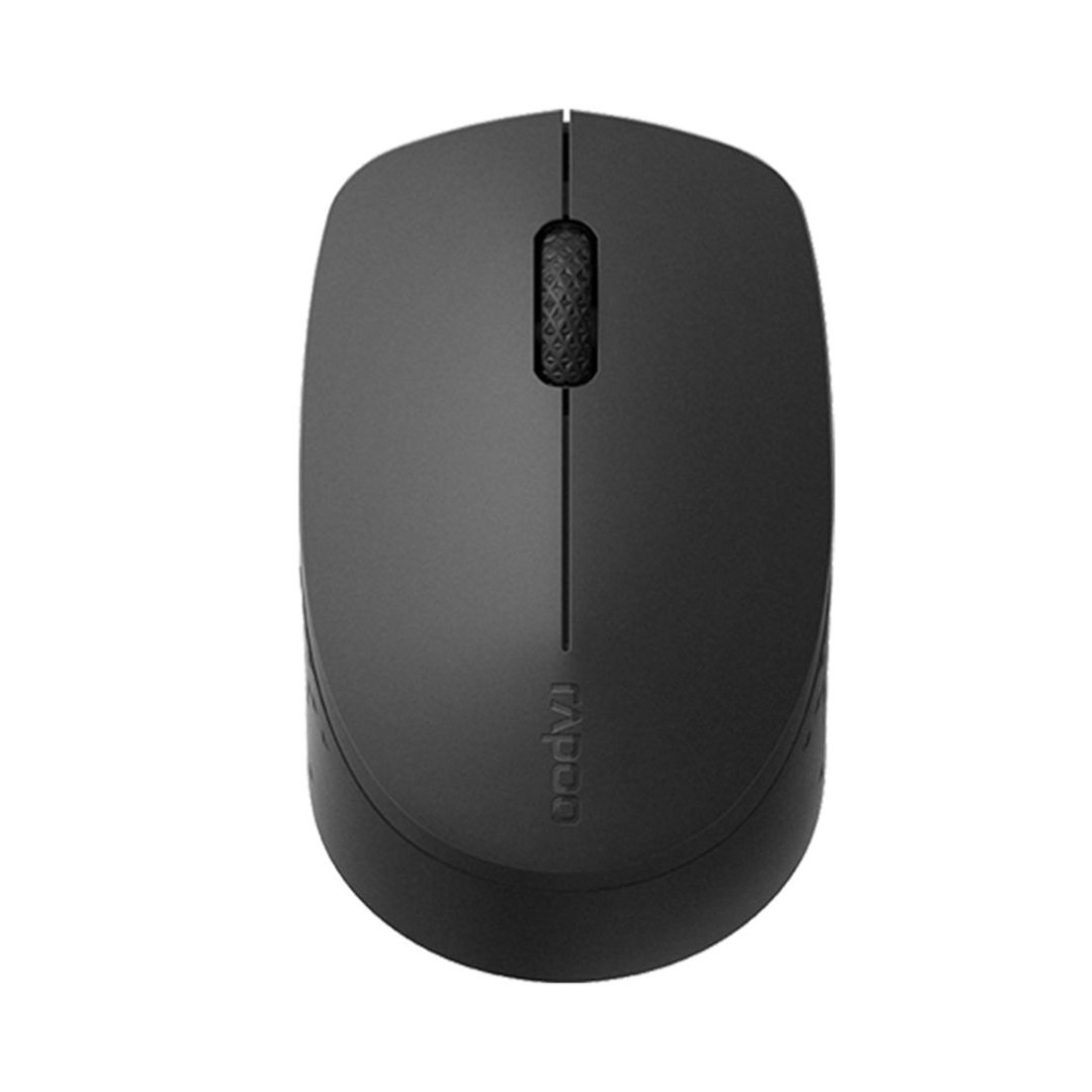 bd69a0491d9 RAPOO M100 SILENT TRI MODE SILENT WIRELESS MOUSE GREY/BLUE/RED/PINK ...