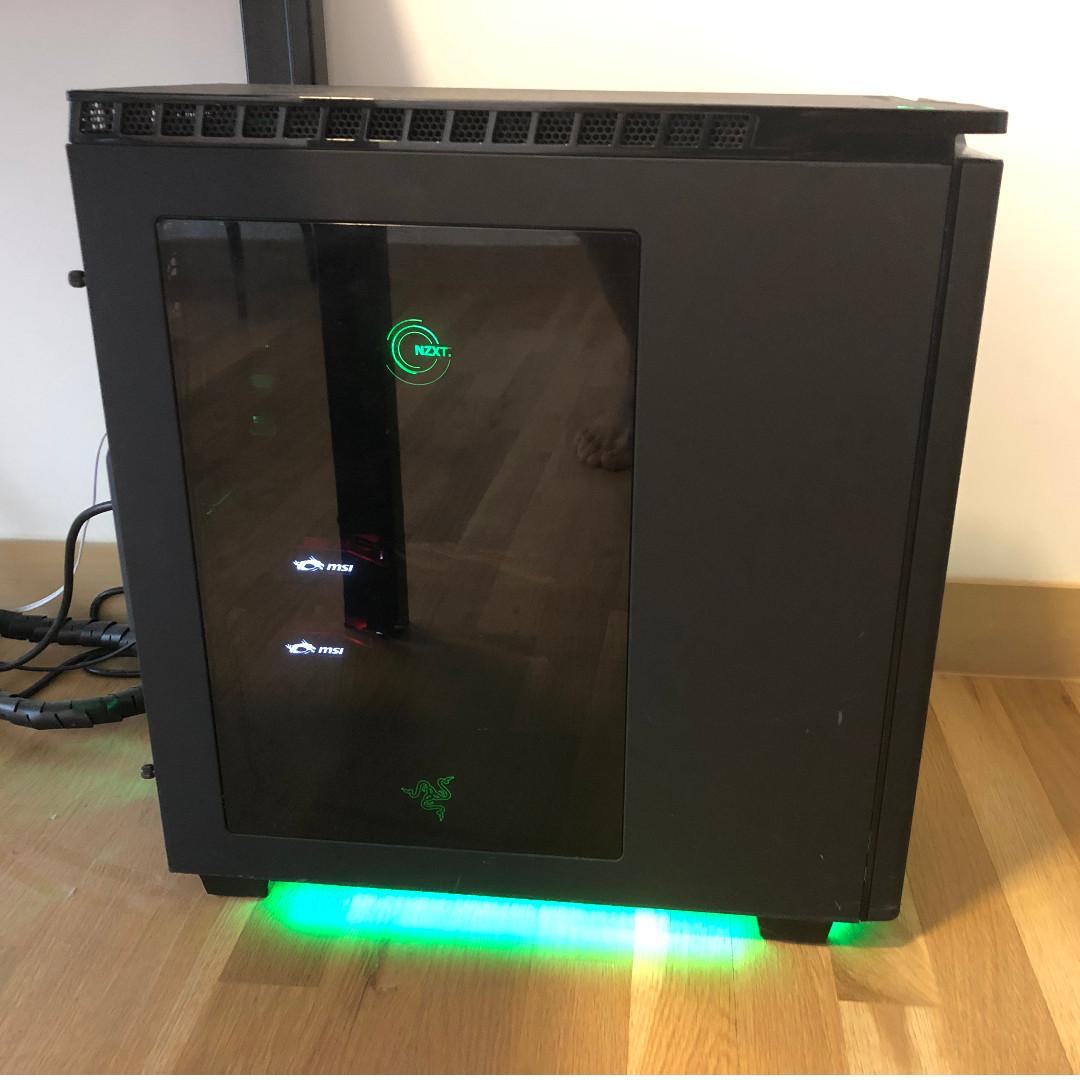 Razer Custom Gaming PC - i7 4790K, 2x GTX 970 SLI Monster 4K