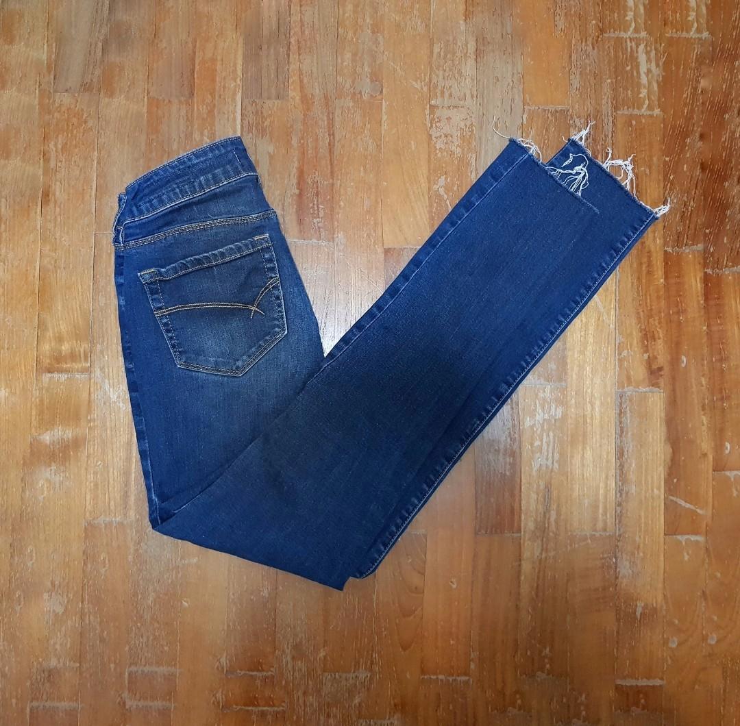 pacsun bullhead denim co. mid rise skinny jeans bd629e75fe62