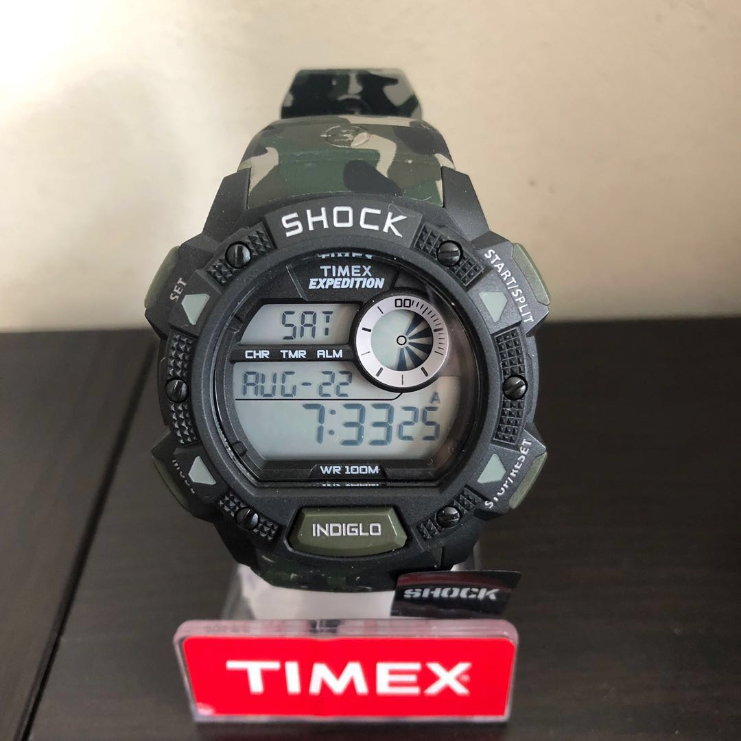 6c1fa0626 Timex Expedition Shock TW4B00600 UM, Men's Fashion, Watches on Carousell