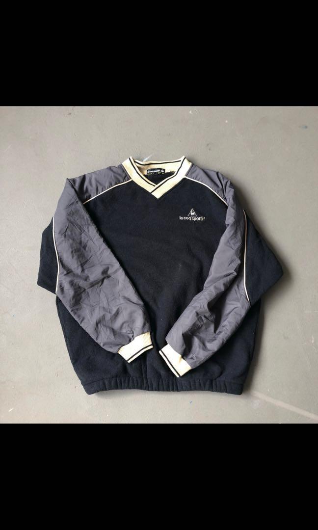490c96bf7ba Vintage le coq sportif sweater pullover sweatshirt , Men's Fashion ...