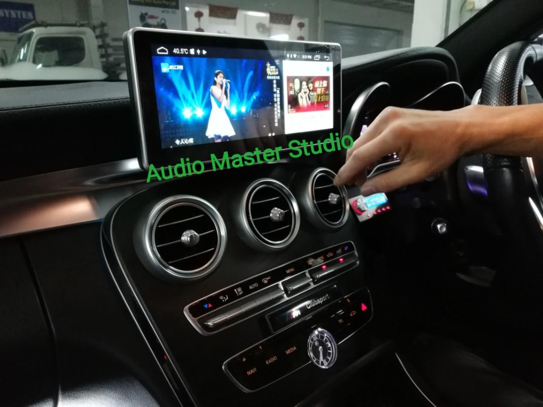 W205 10 2 inch touch screen Android, Car Accessories