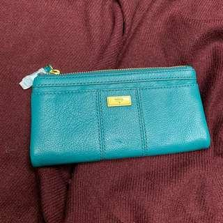 Fossil Leather long Wallet