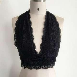 Bralette Fit until XL cup C and D can fit