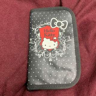 Hello Kitty travel wallet