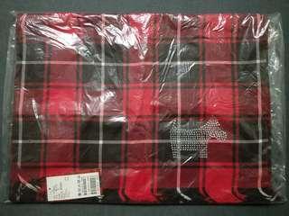 🚚 scottish House 紅格子圍巾