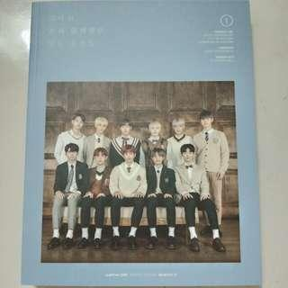 [WTS] WANNA ONE PHOTO ESSAY 2 VOL1